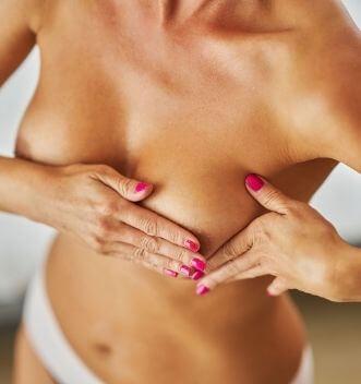 Nipple reshaping reduction