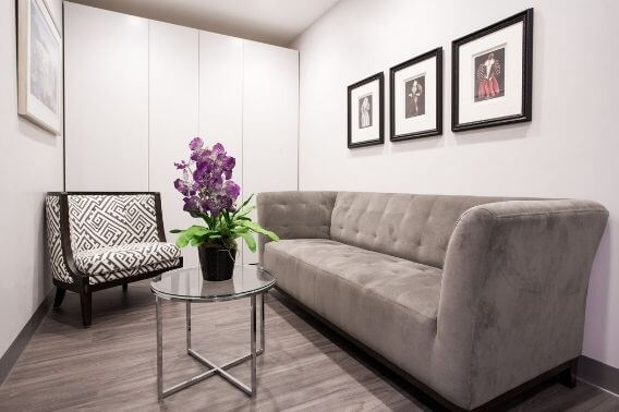 ICLS Plastics internal waiting room